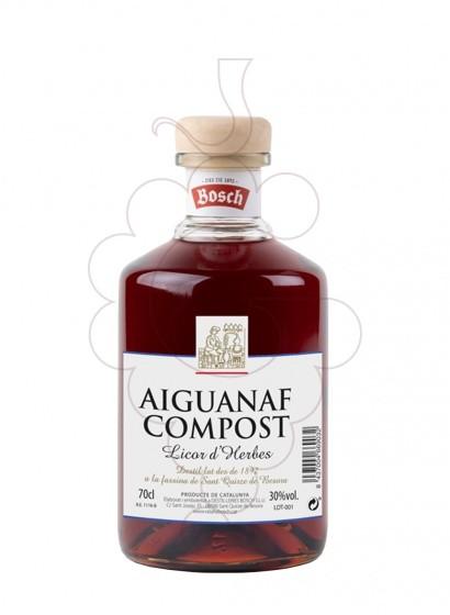 Photo Liqueur Aiguanaf Compost