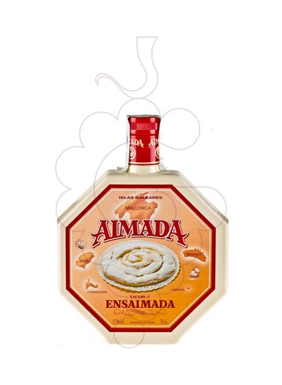 Photo Liqueur Aimada Licor de Ensaimada