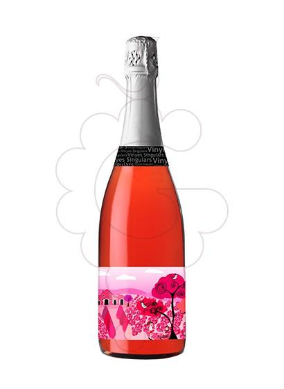 Photo Al rosa que l'amor s'hi posa sparkling wine