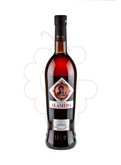 Photo Alameda Cream fortified wine