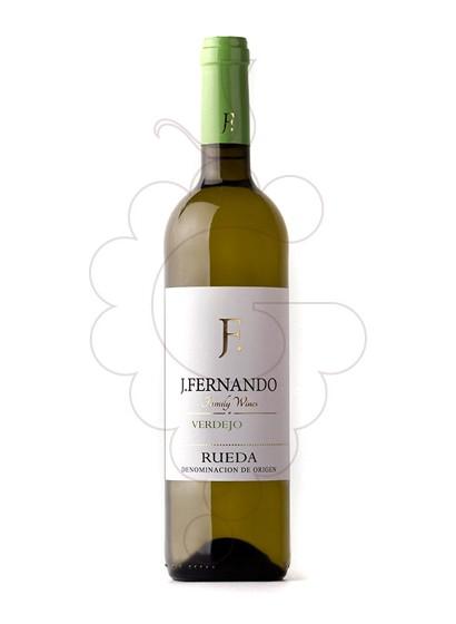 Photo J.Fernando Verdejo white wine