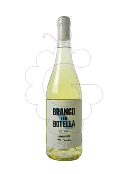 Photo Albariño Branco en Botella white wine
