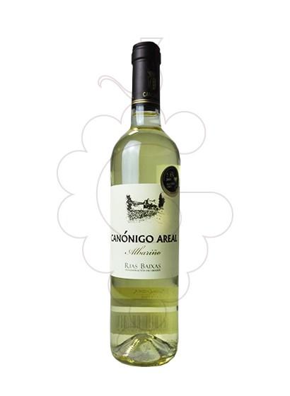 Photo Albariño Canónigo Areal white wine