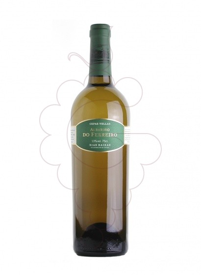 Photo Albariño do Ferreiro Cepas Vellas white wine