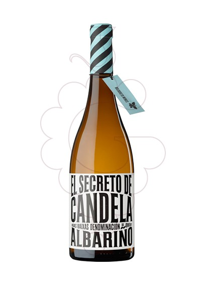 Photo Albariño El Secreto de Candela white wine