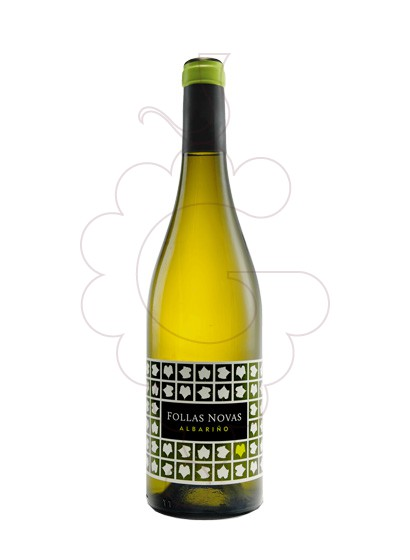Photo Albariño Follas Novas  white wine