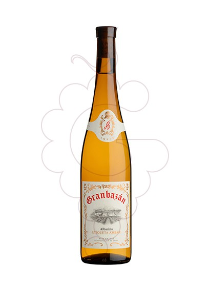 Photo Albariño Granbazan  white wine