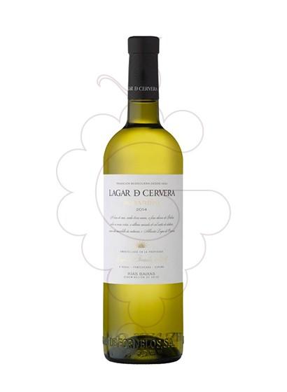 Photo Albariño Lagar de Cervera white wine