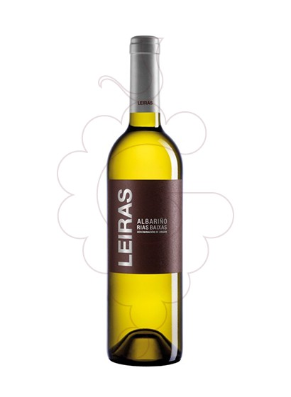 Photo Albariño Leiras white wine
