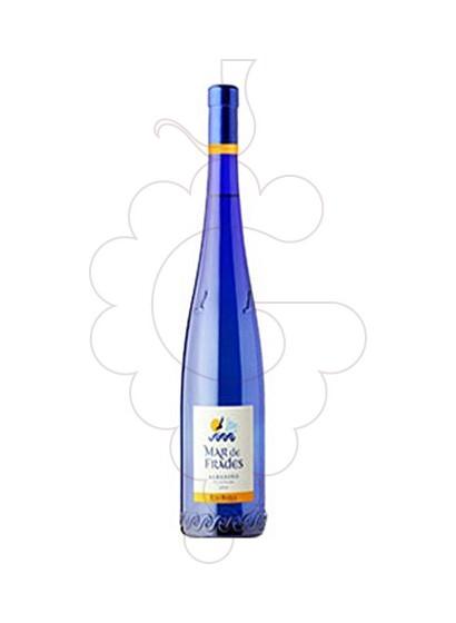 Photo Albariño Mar de Frades Magnum white wine