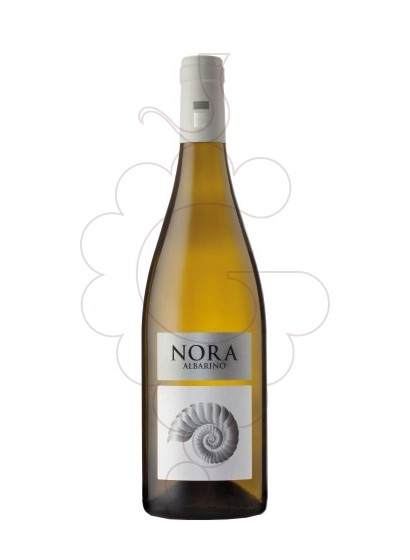 Photo Albariño Nora white wine
