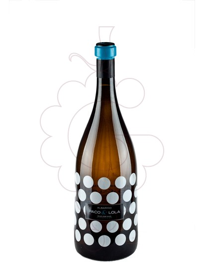 Photo Albariño Paco & Lola Jeroboam white wine