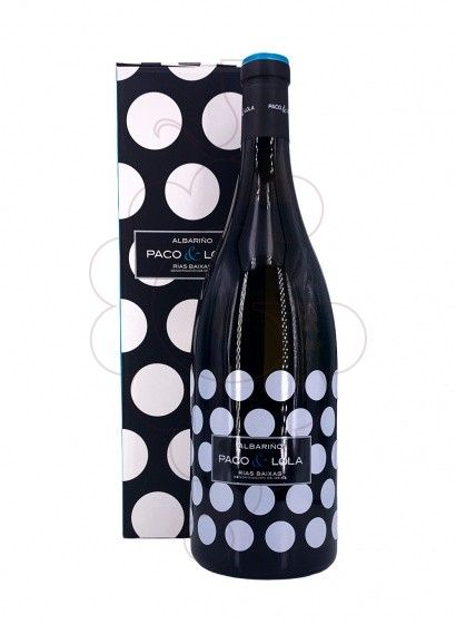 Photo Albariño Paco & Lola Magnum white wine