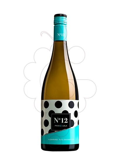 Photo Albariño Paco & Lola Nº 12 white wine