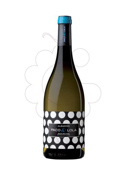 Photo Albariño Paco & Lola white wine