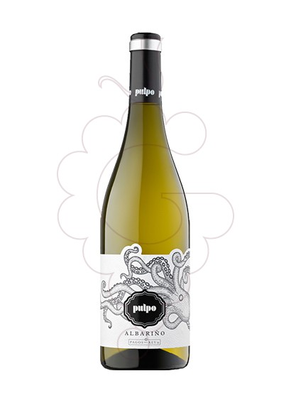 Photo Albariño Pulpo white wine