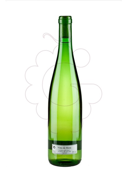 Photo Albariño Sense Etiqueta white wine