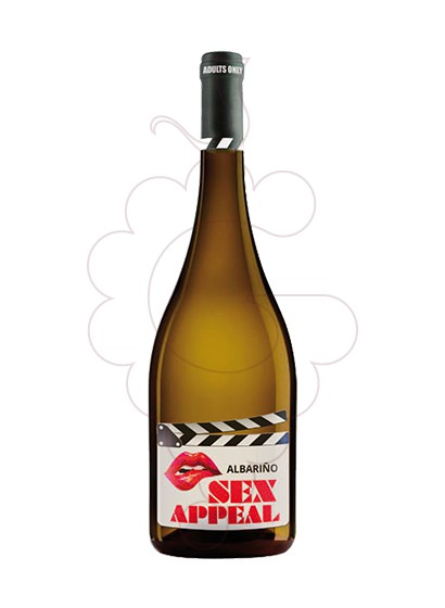 Photo Albariño Sex Appeal white wine