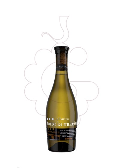 Photo Albariño Torre la Moreira (mini) white wine