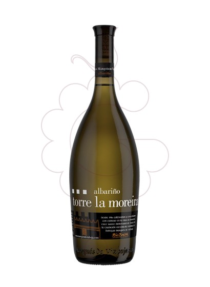 Photo Albariño Torre Moreira Magnum white wine