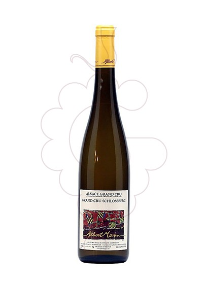 Photo Albert Mann Gran Cru Riesling  white wine