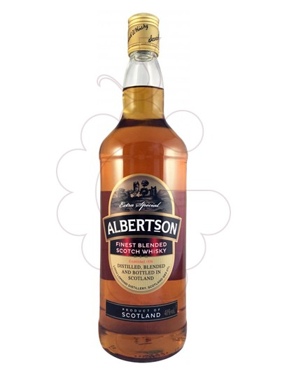 Photo Whisky Albertson