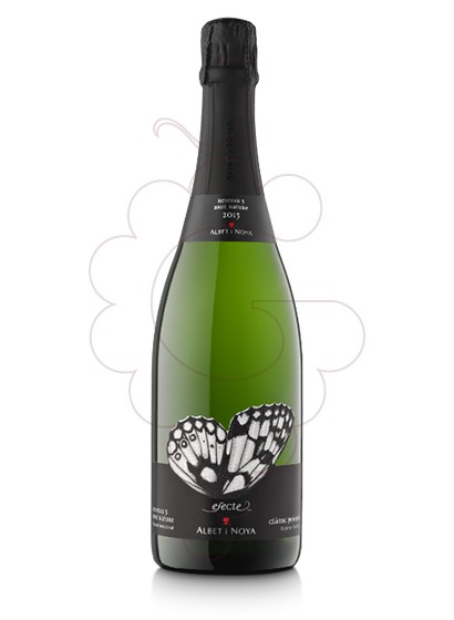Photo Albet i Noya Brut Nature sparkling wine