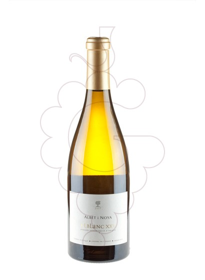 Photo Albet i Noya El Blanc XXV white wine