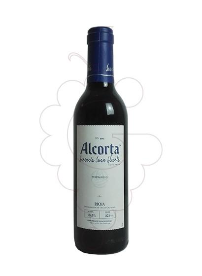 Photo Viña Alcorta Crianza (mini) red wine
