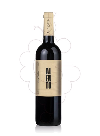 Photo Red Alento red wine