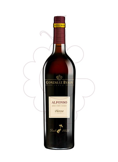 Photo Alfonso Oloroso Seco fortified wine