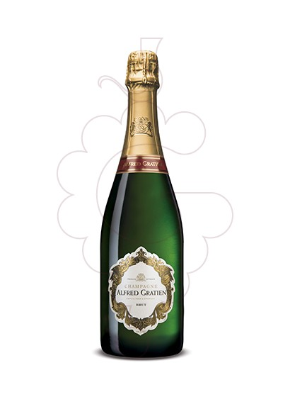Photo Alfred Gratien Brut sparkling wine
