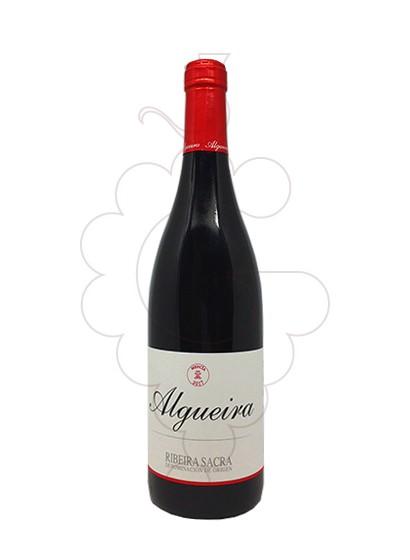 Photo Algueira Mencía red wine