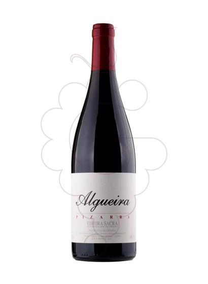 Photo Algueira Pizarrra Mencía red wine