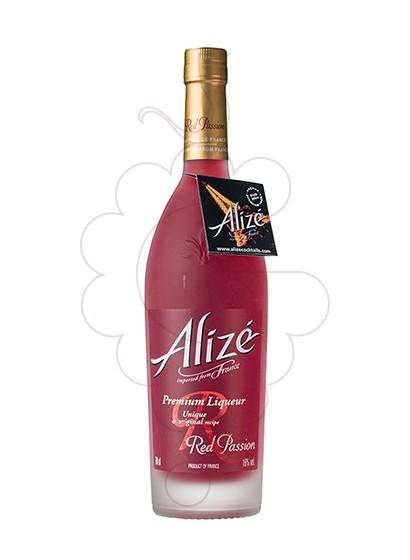 Photo Liqueur Alizé Red