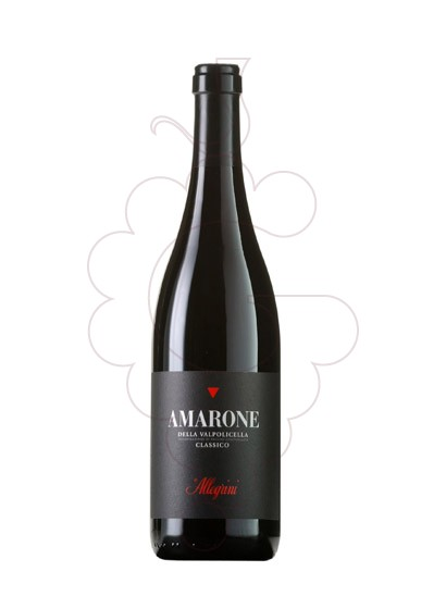 Photo Allegrini Amarone Classico red wine