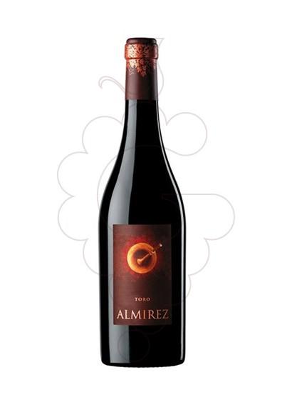 Photo Almirez  red wine