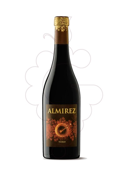 Photo Almirez Magnum red wine
