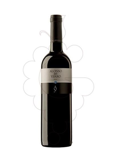 Photo Alonso del Yerro red wine