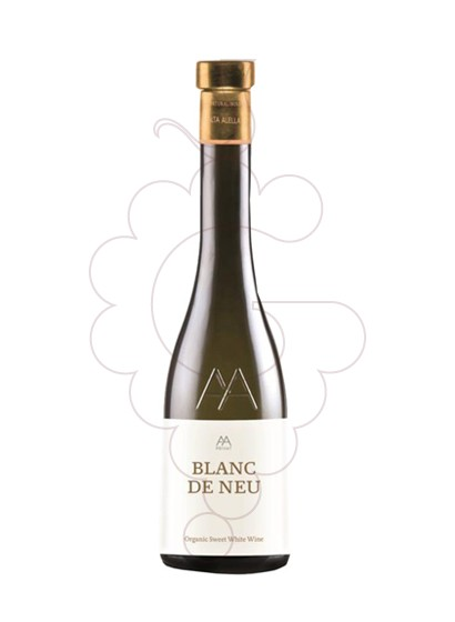 Photo Alta Alella Blanc de Neu Dolç fortified wine