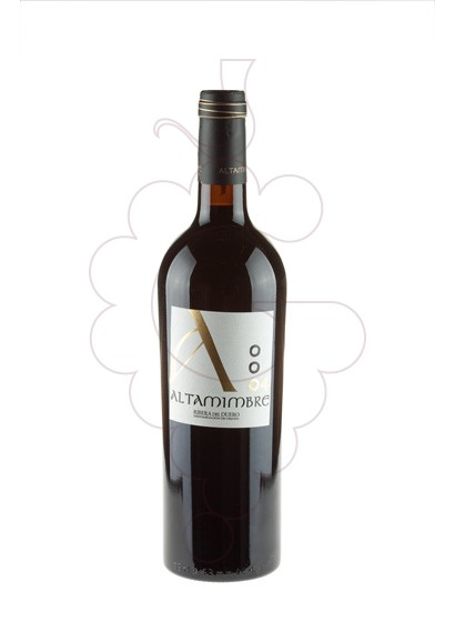 Photo Altamimbre red wine