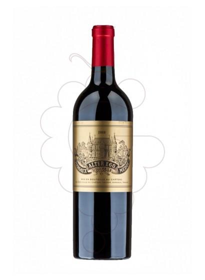 Photo Alter Ego de Palmer red wine