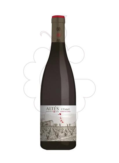 Photo Altes l'Estel Negre red wine
