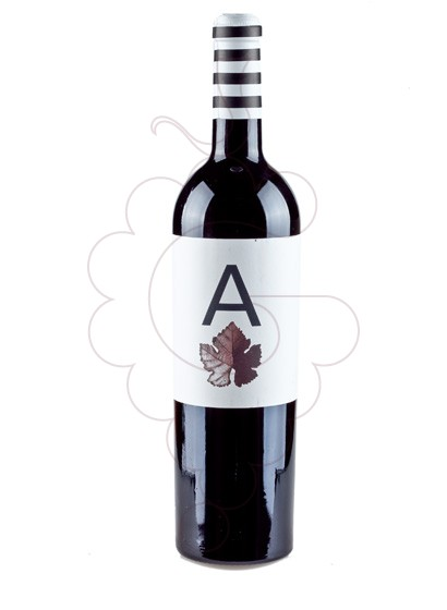 Photo Altico Negre Syrah red wine