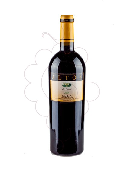 Photo Altos de Luzon red wine