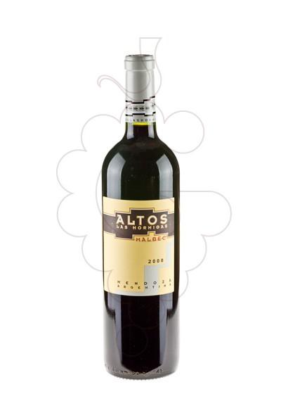 Photo Altos las Hormigas Malbec red wine