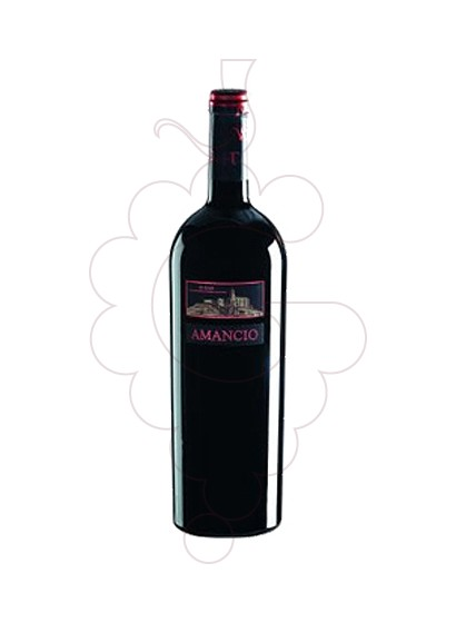 Photo Amancio red wine
