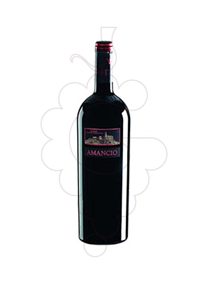 Photo Amancio red wine