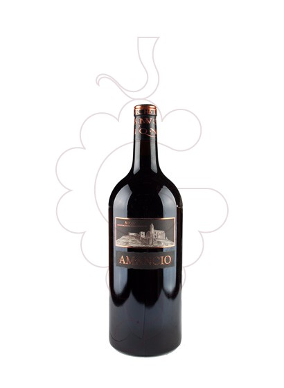 Photo Amancio Jeroboam  red wine