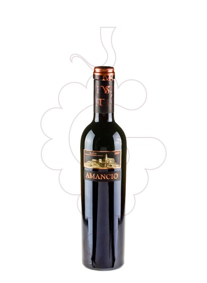 Photo Amancio (mini) red wine